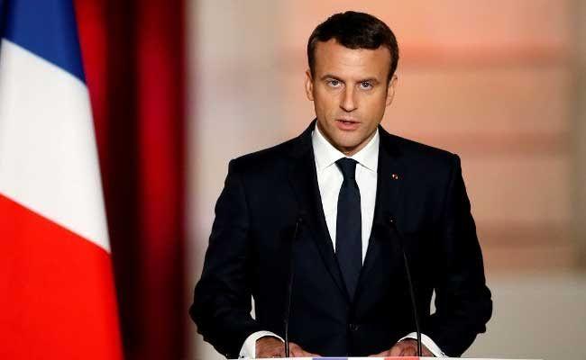 Франция президенти: «Россия Суриянинг кимёвий ҳужумлардаги шеригидир»