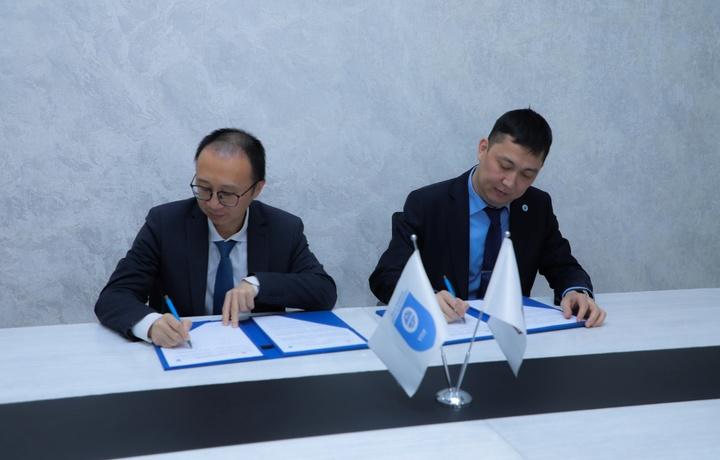 «Huawei» kompaniyasi va Toshkent shahridagi Yeoju texnika instituti O'zaro anglashuv memorandumini imzoladi