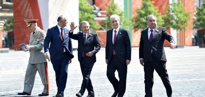 O'zbekiston prezidenti ilk bor ushbu tadbirda qatnashdi (foto)