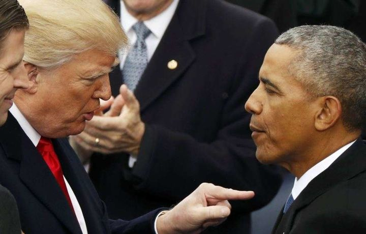 Дональд Трамп: «Обама ҳукумати Шимолий Корея билан уруш бўсағасига келиб қолган экан»