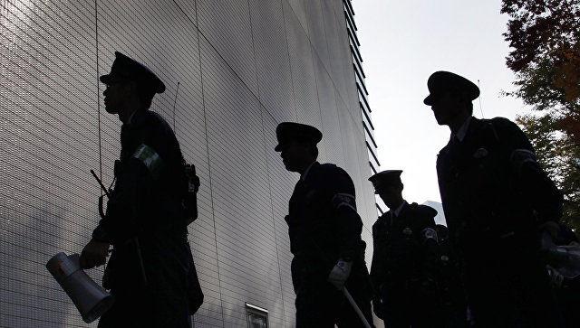 В Японии военные и полиция участвуют в спасательных операциях из-за ливней