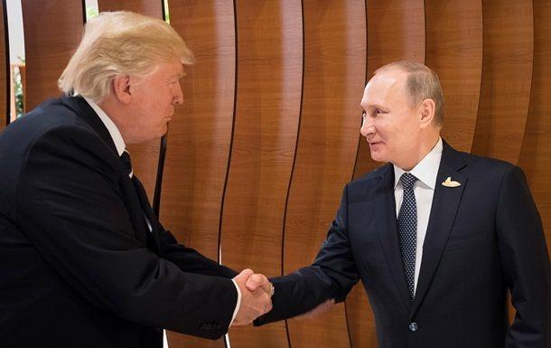 Буюк Британия ҳукумати Трамп – Путин учрашувидан ҳадиксираяпти