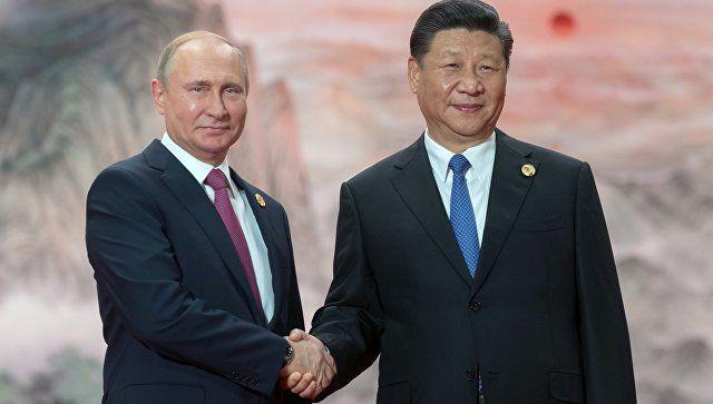 Путин ва Си Цзинпин телефон орқали мулоқот қилди