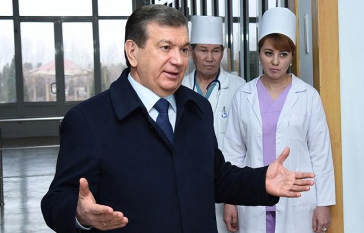 Шавкат Мирзиёев ҳафта охирида Сурхондарёга боради