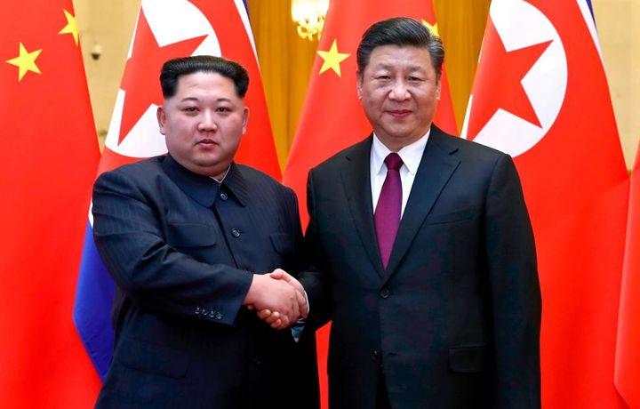 Ким Чен Ин минтақа ва дунёдаги тинчликни қўллаб-қувватлашини маълум қилди