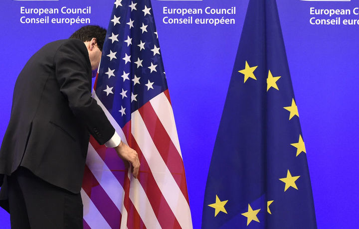 Вступили в силу торговые санкции Европы против США