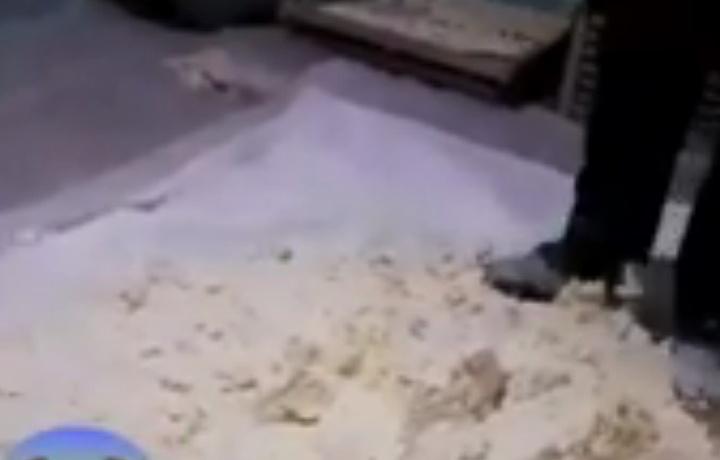 Samarqandda oyoq bilan tayyorlangan qurut bo'yicha surishtiruv o'tkazildi