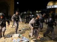 Harbiylarning Al-Aqso masjidiga bostirib kirishi musulmon olamida keskin norozilik uyg'otdi.
