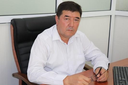 Тошкент тиббиёт академиясининг Анестезиология ва реаниматология кафедраси мудири Неъматжон Ибрагимов.