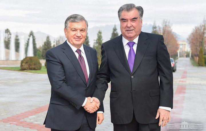 Президентлар Роғун ГЭС бўйича келишиб олдилар