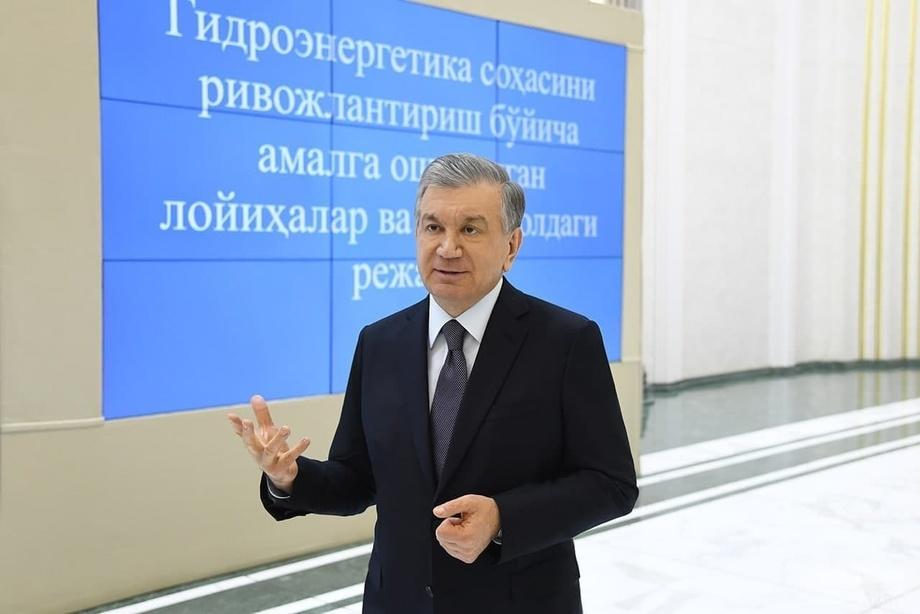 Президент Навоий вилоятининг инвестиция лойиҳалари тақдимоти билан танишди