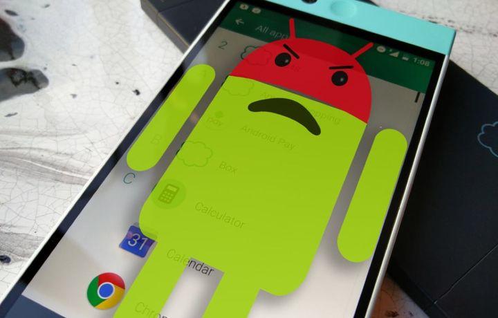 Хавфли алоқа: Смартфон батареясини қиздириб юборувчи android-троян топилди