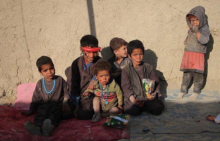 В Афганистане 50% детей не посещают школы