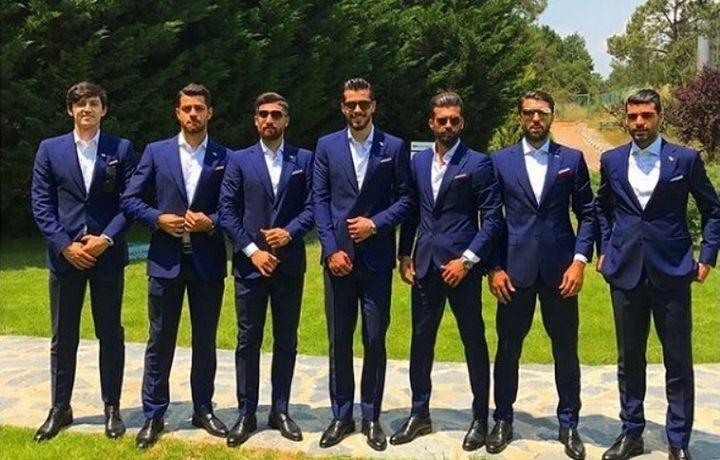 Сборная Ирана названа самой стильной командой ЧМ-2018 (фото)