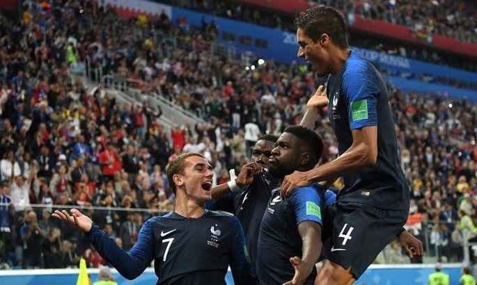 Франция ўз тарихида учинчи бор жаҳон чемпионати финалига чиқди
