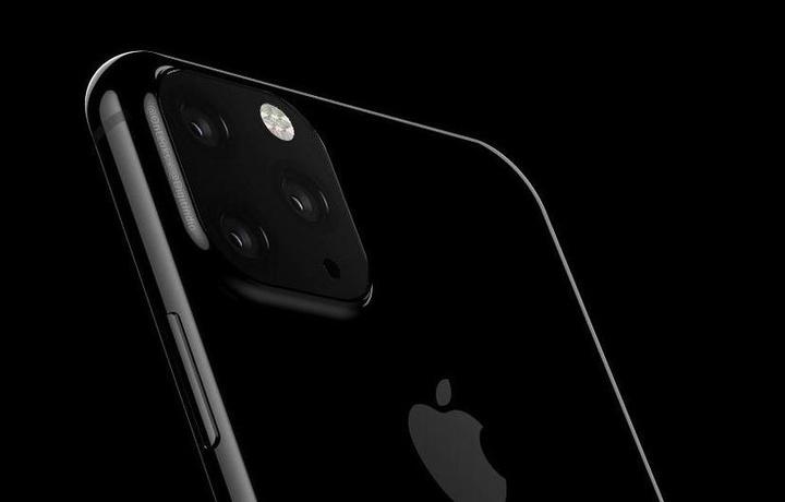 iPhone‐2019 снабдят тройной камерой