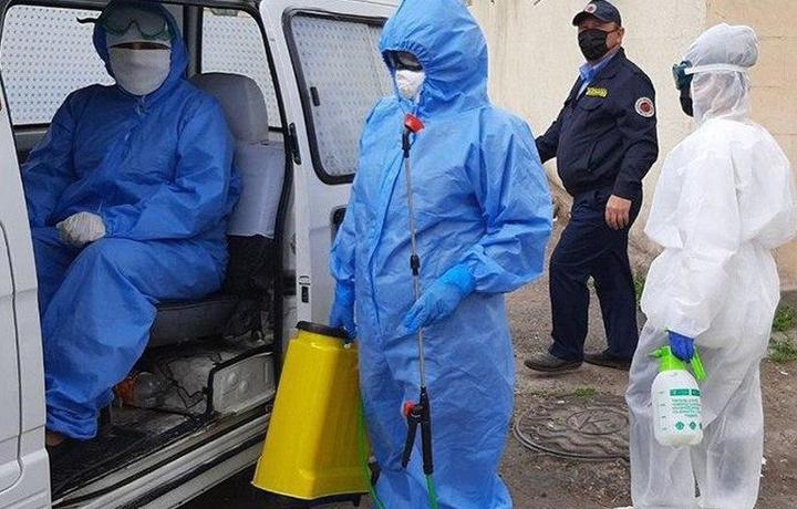 Выявлены новые случаи заражения коронавирусом среди населения