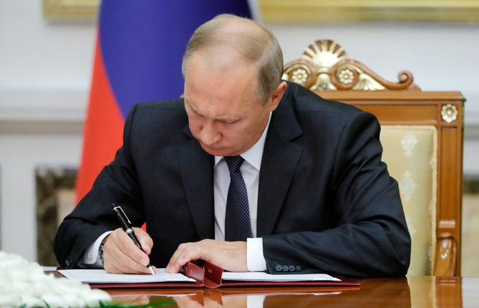 Putin o'zbekistonlik migrantlarga taalluqli farmonni imzoladi