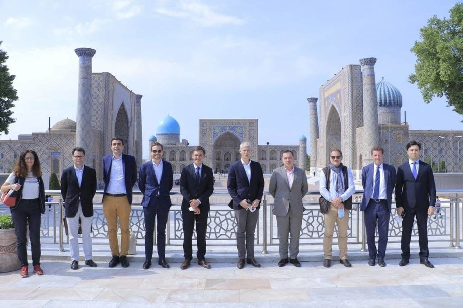 Ўзбекистонга Франция делегацияси ташриф буюрди