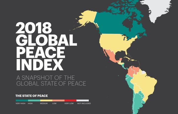 Узбекистан занял 104 место в списке миролюбивых стран