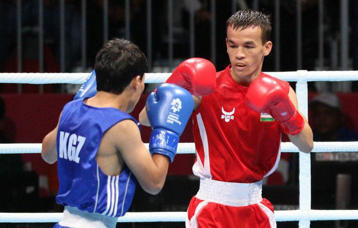 Жасурбек Латипов олтин медални нақд қилди