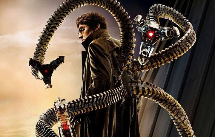 19-летний криптомиллионер создал костюм Доктора Осьминога из Человека-паука (видео)