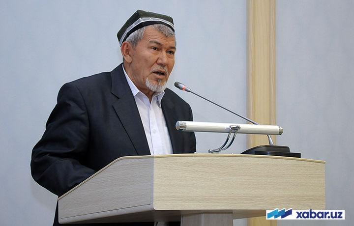 Шайх Абдулазиз Мансур Тошкент шаҳри Бош имоми этиб тайинланди