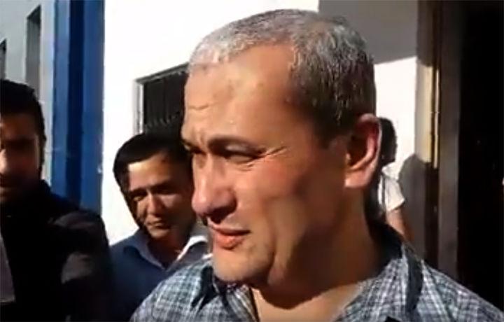 Бобомурод Абдуллаев: «Суднинг очиқ бўлишини кутмаган эдим»