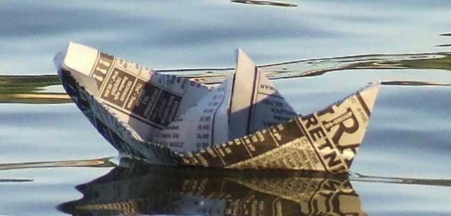 «Титаник-газеталар»нинг қанча умри қолди?