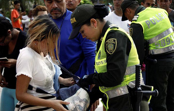 Взрыв гранаты в клубе в Каракасе: погиб 21 человек