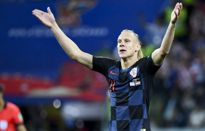 Хорватский игрок отпраздновал победу словами «Слава Украине» (видео)