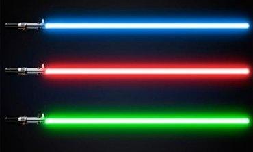 Walt Disney запатентировала конструкцию светового меча