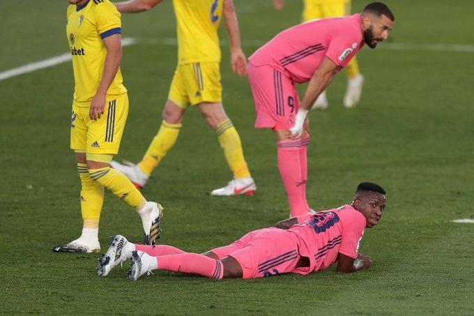 «Реал» ўз майдонида Ла Лига дебютантига ютқазиб қўйди