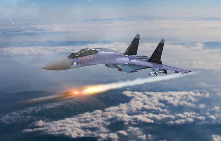 Су-35 назвали «кошмаром» для ВВС США