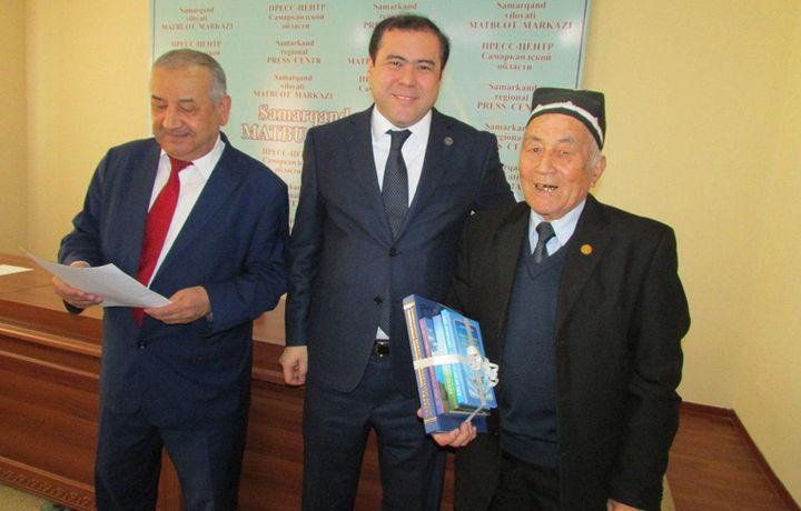 Ислом Каримов хотирасига бағишланган танлов ғолиблари тақдирланди