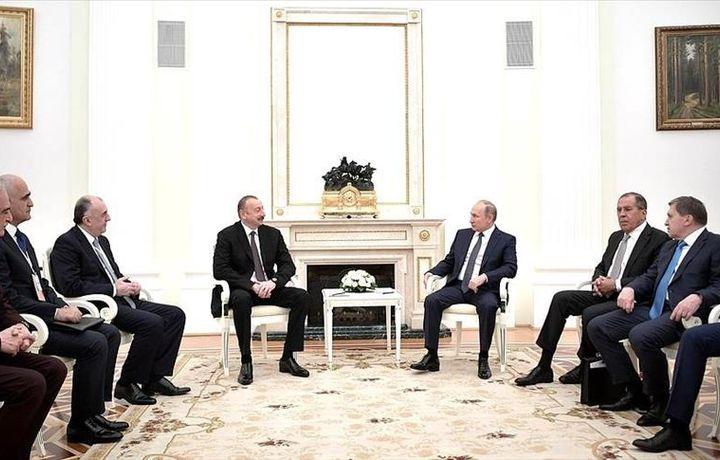 Отношения Азербайджана и России успешно развиваются