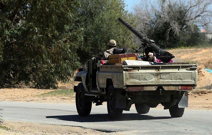 Восточная Ливия может остановить экспорт нефти