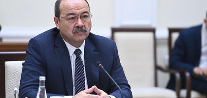 Abdulla Aripov xorijiy mamlakatlar delegatsiyalari rahbarlarini qabul qildi