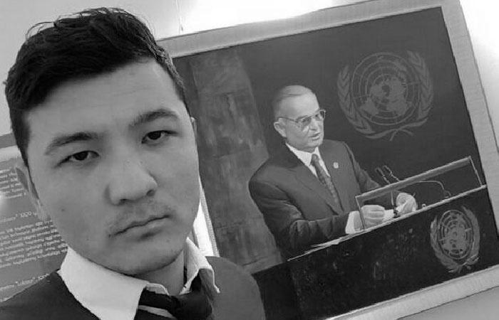 Юридик университет талабаси қурилиш объектида вафот этди