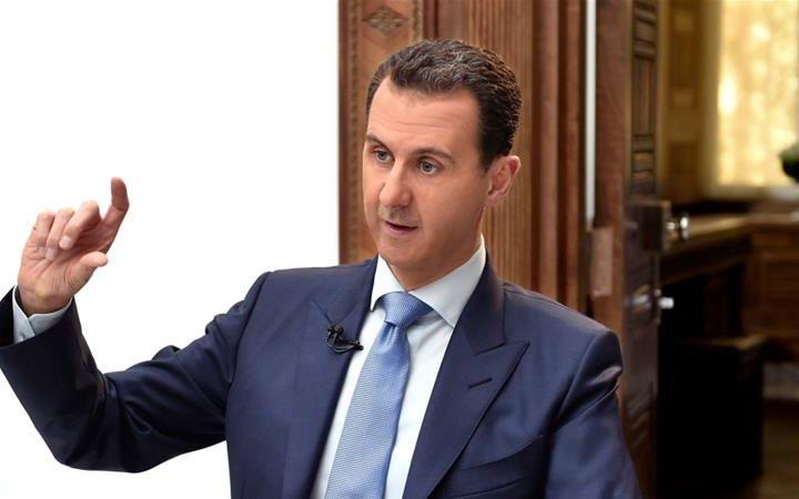 Франция Башар Асадга берган орденини қайтариб олмоқчи