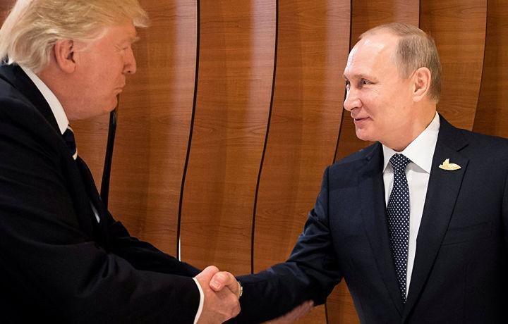 В НАТО обеспокоены, каких договоренностей могут достигнуть Трамп и Путин