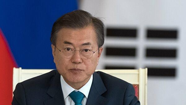 Жанубий Корея президенти халқдан узр сўради