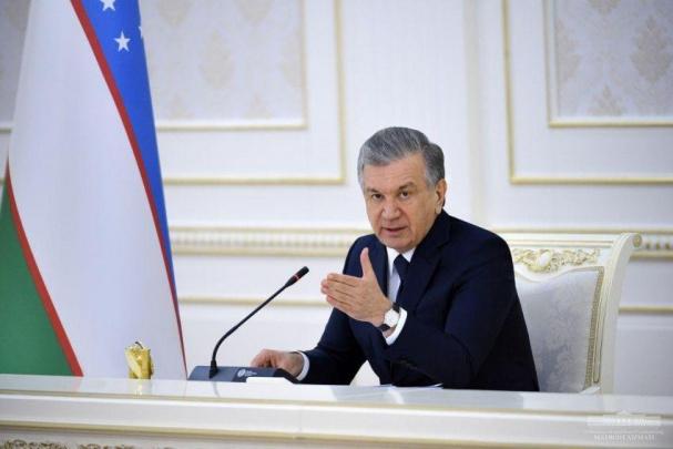 Shavkat Mirziyoyev korrupsiyaga qarshi kurashish bo'yicha videoselektor o'tkazadi