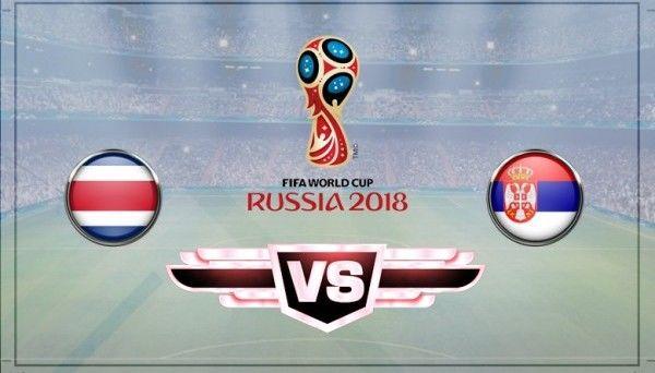ЧМ-2018: Коста-Рика — Сербия. Превью матча