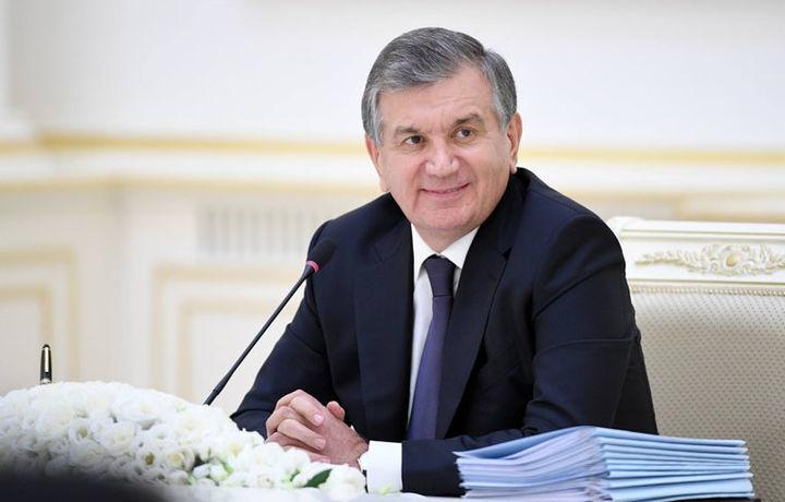 Президент Узбекистана приглашен посетить Францию
