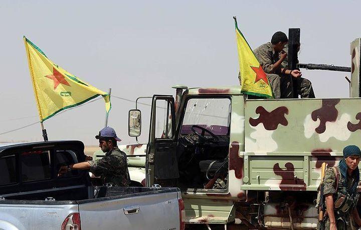 Италия продолжает переброску сил на восток Сирии
