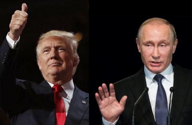 Лондон боится переговоров Путина и Трампа