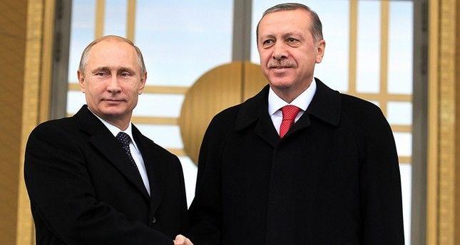 Эрдўғон ва Путин:«АҚШ хато қилди»