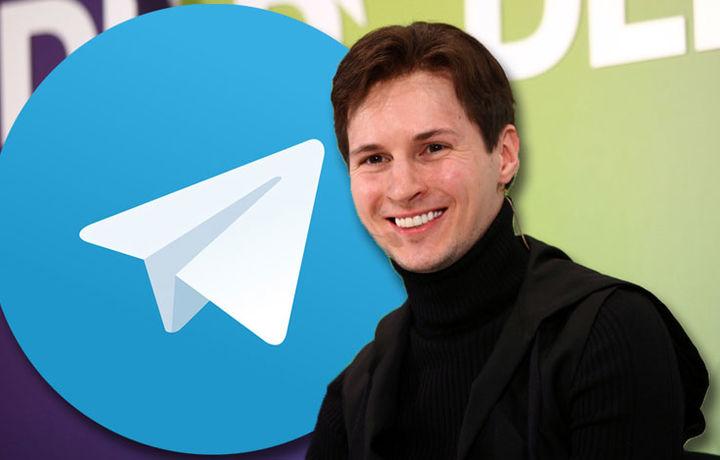 «Telegram» асосчиси Дуров миллиардерга айланди