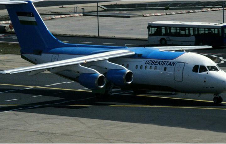 Продан самолет, служивший Исламу Каримову